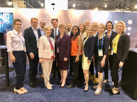 The Nordic Team at BIO in US