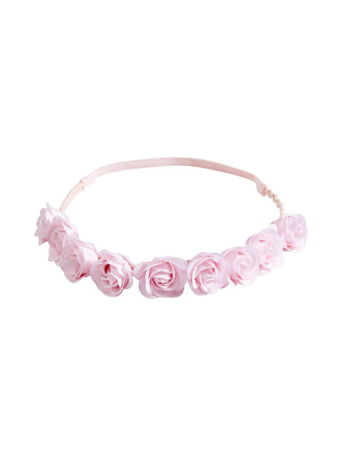 PETIE FLOWER HEADBAND