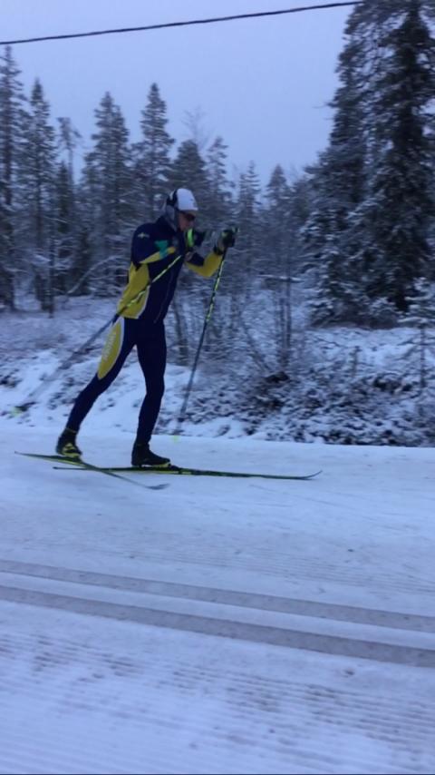 Linus Karlsson - Skidskytte