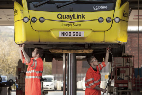 Go North East seeks engineering apprentices