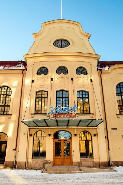 Satsningar på konst och kultur diskuteras hos Teater Västernorrland