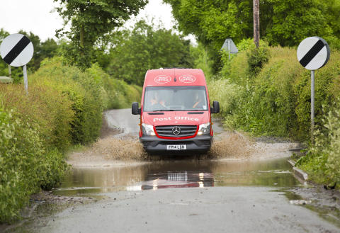 New Generation Of Mobile Post Office Vehicles Shift Rural Lifeline Into Top Gear