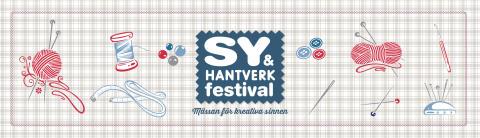 Sy- & Hantverksfestivalen på Stockholmsmässan 28-30 oktober 2016