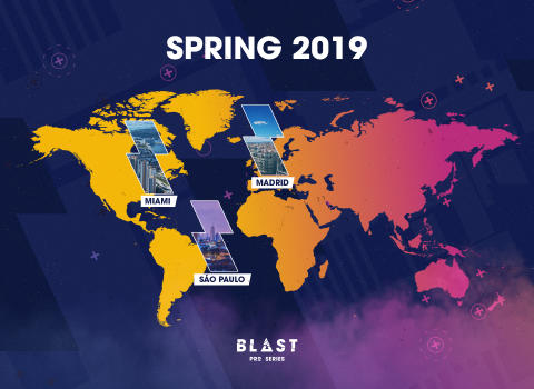 ​BLAST Pro Series ends year in Lisbon - Spring Calendar revealed