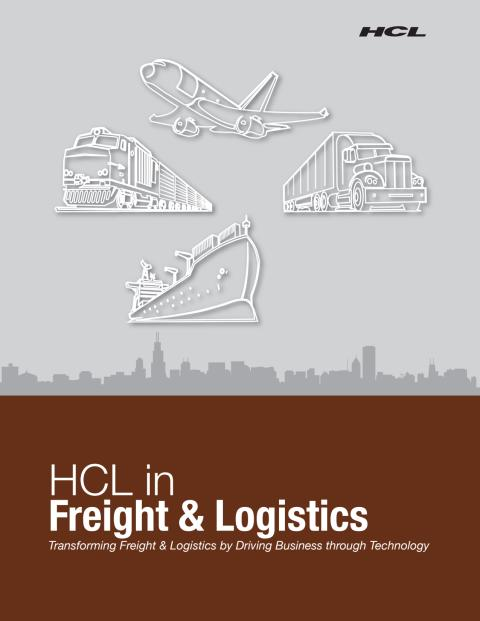Logistikbranschen- tjänster från HCL