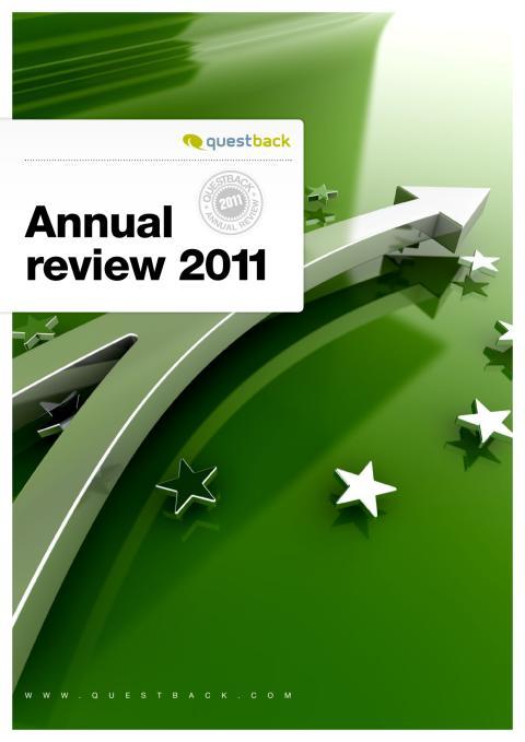 QuestBacks årsredovisning för 2011
