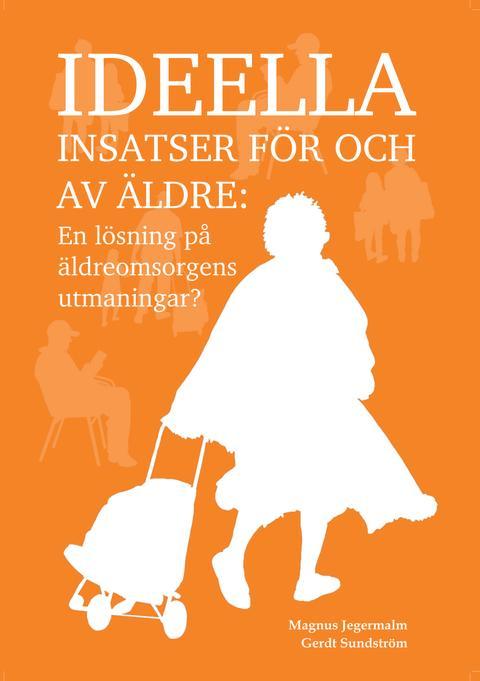 Forum släpper ny bok om Ideella insatser i välfärden