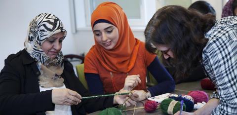Folkbildning med asylsökande behöver 500 miljoner