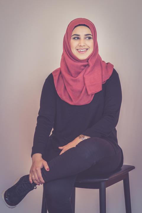 Faten Mahdi Al-Hussaini