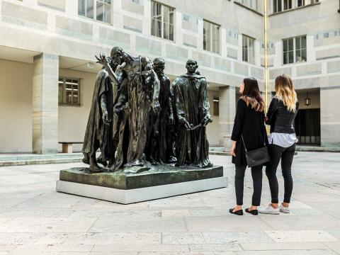 Basel: Die Schweizer Kunst-Stadt par excellence