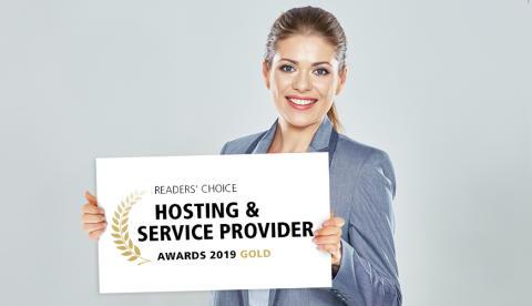 united-domains gewinnt Hosting & Service Provider Award