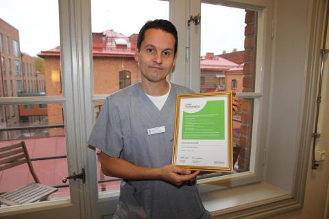 Husläkarmottagningen Sophiahemmet är först med kvalitetsdeklaration