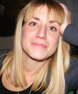 Johanna Björnhage,  verksamhetschef på Förskolan Stegen och Spåren, Bräcke diakoni