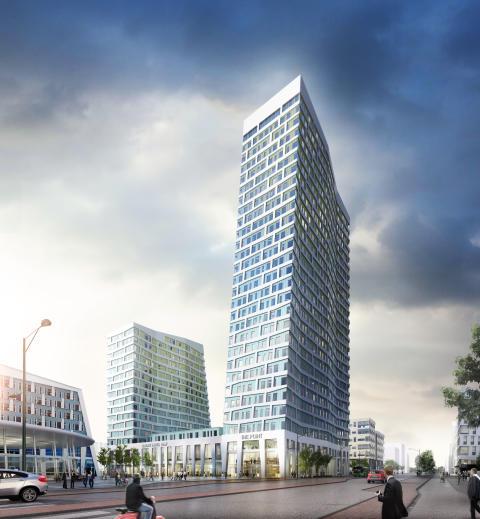Nytt spännande projekt i Malmö
