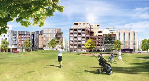 Södra Ladugårdsängen i Örebro växer vidare – Nu släpper vi marken för etapp två