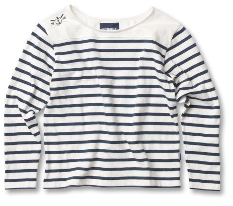 Sebago Striped Jersey