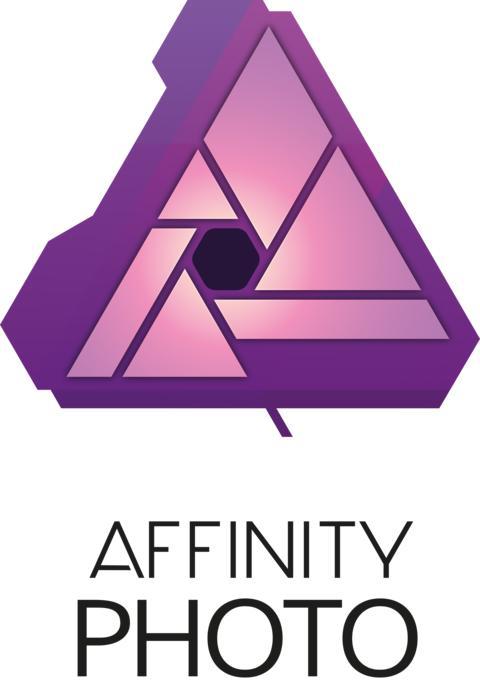 Affinity Photo black text pt
