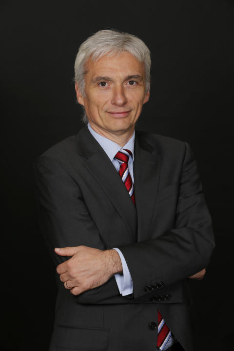 Benoit Dilly, managing director, Arval UK