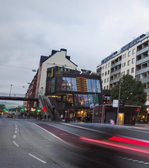 Hornstull Centrum firar 5 år!