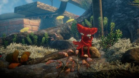 Yarny, Medusa och en elefant:  The Craft of Swedish Game Design