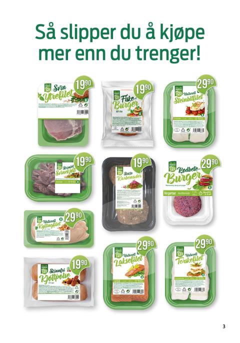 Serien består av ni produkter.