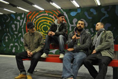 Labyrint support till Bunny Wailer på Stora Scen den 26 juni