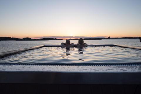 Gullmarsstrand Hotell och Konferens skapar nya restaurangmiljöer och en ny bröllopssvit