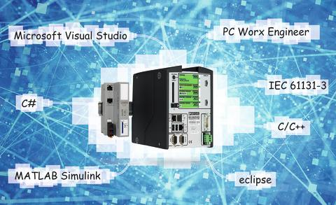 PLCnext Technology - åpen styreplattform for fremtidssikker automasjon
