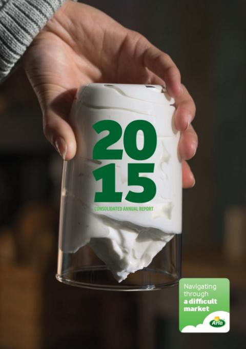 Arla's Annual Report 2015 available online