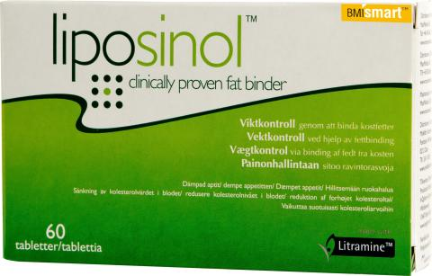 Liposinol™ binder fett