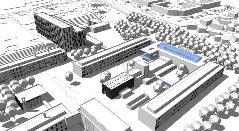 LINK arkitektur skal bygge DTU-laboratorier for 230 millioner kroner