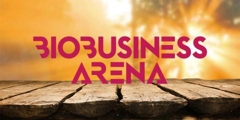 Vi bygger för framtiden! Hållbara drivmedel och byggmaterial - BioBusiness Arena okt 2016