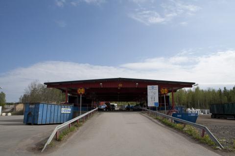Mosseruds återvinningsanläggning