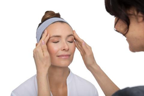 Close-Up Client FaceFit