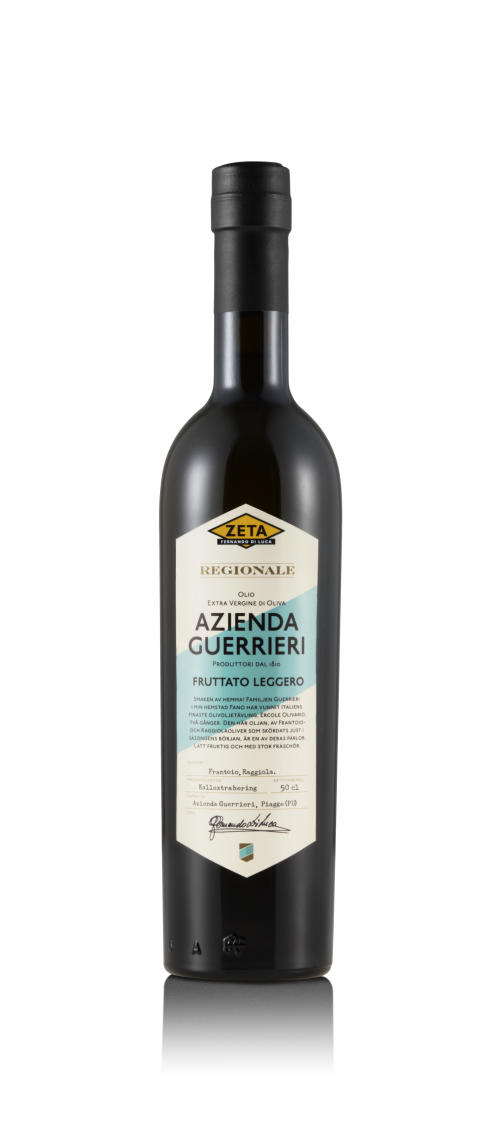 Azienda Guerrieri, gårdsolivolja, Zeta Regionale