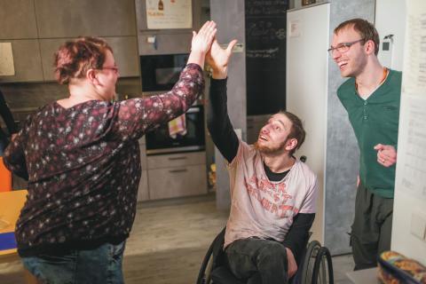 Landkreis Freising: Glückspilz gewinnt 1 Million Euro bei der Sonderverlosung der Aktion Mensch