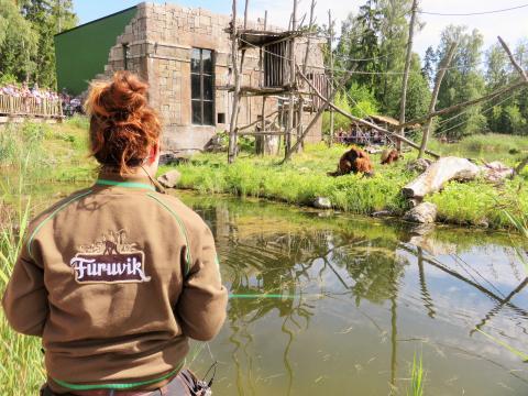 Furuvik rekryterar 240 medarbetare