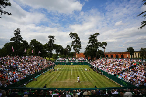 The Boodles 2016