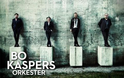 Bo Kaspers Orkester åker på sommarturné