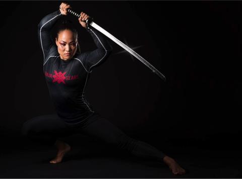Ninjautmaningen på nya OCR Ninja Center i Göteborg