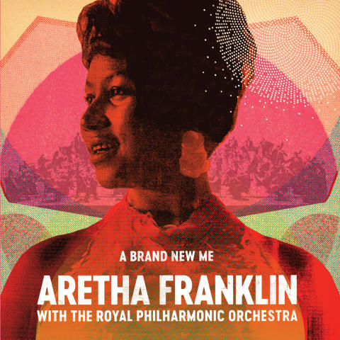"Aretha Franklin slipper albumet ""A Brand New Me"""