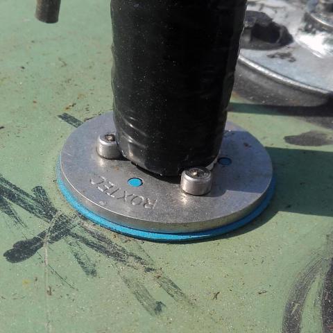 Poltramp Yard vælger Roxtec ikke-svejsebare tætningsløsninger