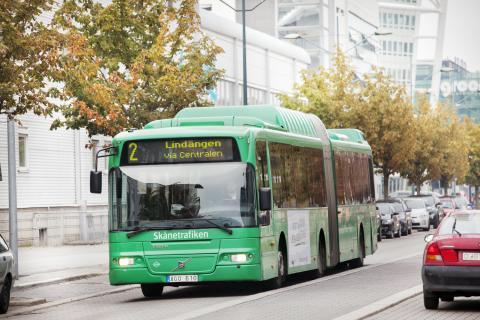 Nu är det ännu enklare att köpa biljett på stadsbussen