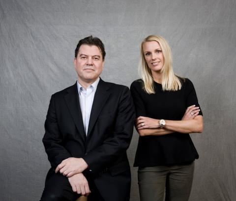 Google-vd och TV4-chef startar framtidens mediebolag