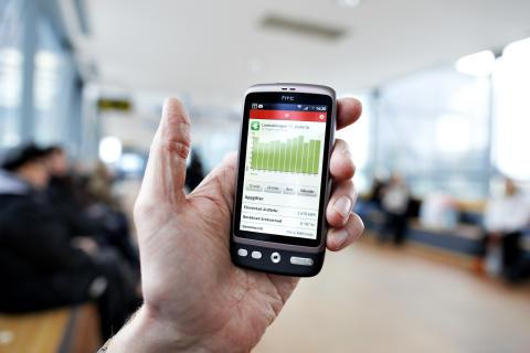 Med Mälarenergi i mobilen blir vardagen ännu enklare