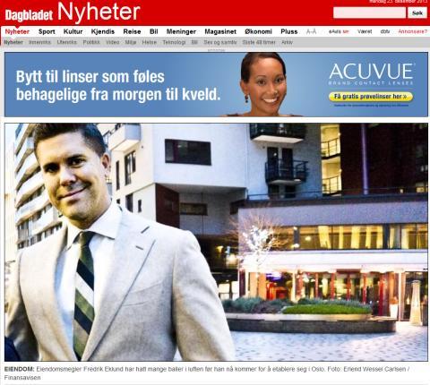 Kjendismegler fra New York vil erobre Oslo