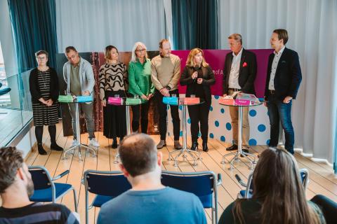 Microsoft, ABB, IBM, IKEA med flera samarbetar med Helsingborg mot stadsmässan H22