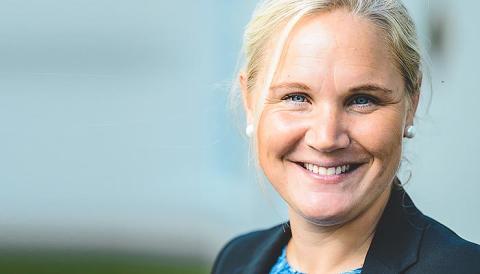 Maria Bolin Anvill blir ny vd för digital energisatsning