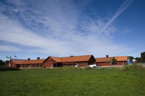 Nya hästsjukhuset i Strömsholm