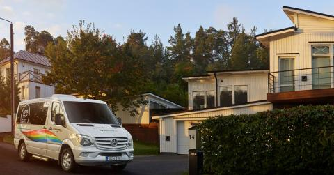 Nykomlingen Flygbussarna Door to Gate har Stockholms mest nöjda resenärer
